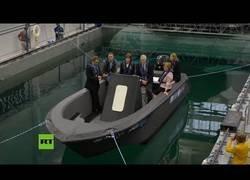 Enlace a Crean el '3Dirigo', un bote que ya es el objeto más grande jamás impreso con una impresora 3D