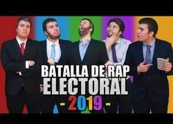 Enlace a Si los debates electorales hubiesen sido una gran batalla de rap