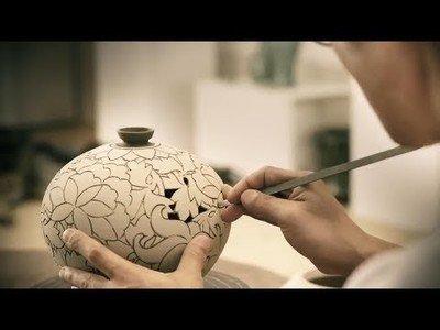 El increíble arte de la cerámica