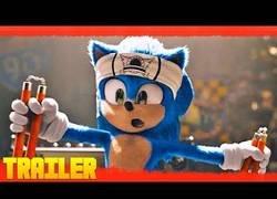 Enlace a El último trailer de Sonic La Película, que se estrenará en cines en 2020