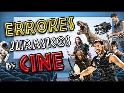 Errores cometidos en algunas de las películas más populares del cine