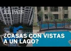Enlace a Venden pisos en China con vistas a un lago... ¡de mentira!