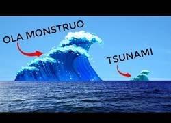 Enlace a La leyenda de las Olas Monstruo, olas gigantes que atemorizan los océanos