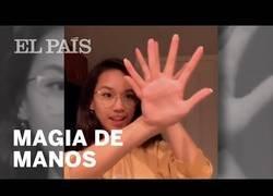 Enlace a La ilusión óptica con las manos que se ha hecho viral en las redes
