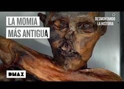 Enlace a La historia de Ötzi, la momia más antigua jamás encontrada