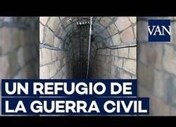 Enlace a Descubren un refugio de la Guerra Civil durante las obras del metro de l'Hospitalet, Barcelona