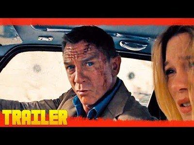 El Trailer de Sin Tiempo Para Morir, la nueva película de 007 que se estrenará en 2020