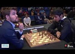 Enlace a La partida más corta de la carrera de Magnus Carlsen, el mejor jugador de ajedrez del mundo