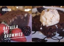 Enlace a Tres recetas de brownie y una que puede con todas