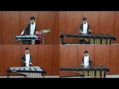 La banda sonora de Star Wars con Percusión
