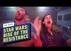 Enlace a Star Wars: The Rise of the Resistance, la nueva atracción de Disney World, en Orlando