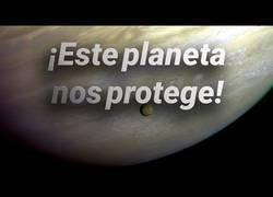 Enlace a Jupiter, el gigante protector del Sistema Solar