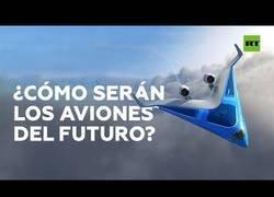 Enlace a Así puede ser viajar en avión en el futuro