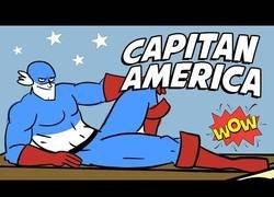 Enlace a La historia del Capitán América explicada musicalmente