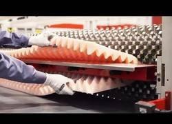 Enlace a Así se fabrican los productos hechos de goma espuma