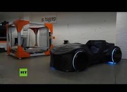 Enlace a Imprimen un prototipo de vehículo con una impresora 3D