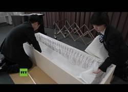 Enlace a Empresa japonesa vende kits funerarios para montar entierros rápidamente
