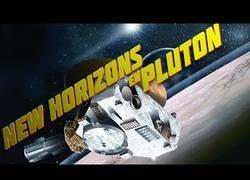 Enlace a Los nuevos descubrimientos de New Horizons sobre Plutón