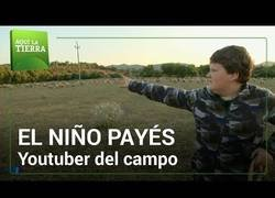 Enlace a El reportaje a Miquel Montoro, el niño de campo más viral de YouTube