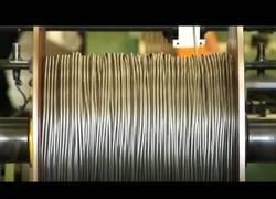 Enlace a Así se fabrican los cables gruesos de acero