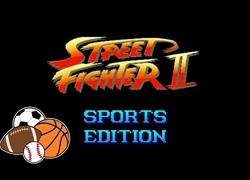 Enlace a Street Fighter II: Sports Edition