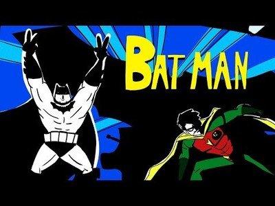 La historia de Batman explicada musicalmente