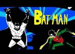 Enlace a La historia de Batman explicada musicalmente