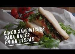 Enlace a Recetas de sandwiches fáciles y rápidas de hacer