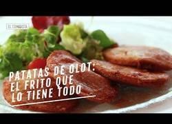 Enlace a Las patatas de Olot: Un plato que recoje lo mejor de las patatas fritas y de la lasaña