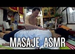 Enlace a Un masaje de lo más relajante