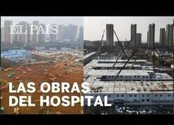 Enlace a Construyen en 10 días un hospital en China para los afectados por el coronavirus