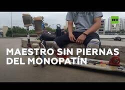 Enlace a El 'Skater' capaz de patinar sin piernas