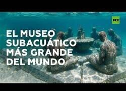 Enlace a El museo subacuático más grande del mundo