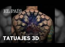 Enlace a La magia de los tatuajes en 3D