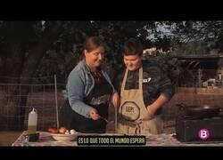 Enlace a Miquel Montoro y su madre nos enseñan la receta de sus famosas ¡PILOTES!