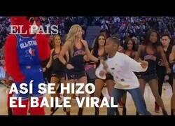 Enlace a La niña que viralizó un baile y acabó actuando en el All-Star de la NBA