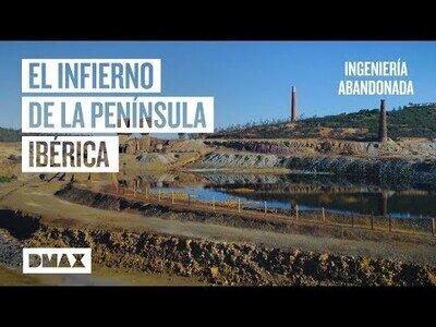 El paisaje fantasmal en la frontera entre España y Portugal