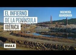 Enlace a El paisaje fantasmal en la frontera entre España y Portugal