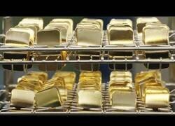 Enlace a Proceso de extracción de oro y lingotes de oro y plata
