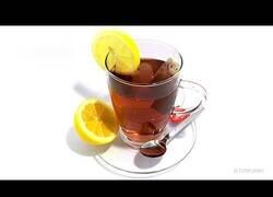 Enlace a ¿Qué pasa si observamos un té al limón durante 4 meses?
