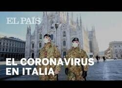 Enlace a La situación actual del coronavirus en Italia