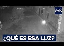 Enlace a Una luz misteriosa aparece en una masia de Girona