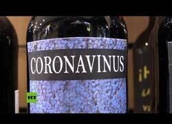 Enlace a Bodega española inventa el 'Coronavinus'