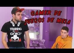Enlace a Gamer de Juegos de Mesa