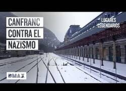 Enlace a Canfranc, la estación de tren en Huesca que jugó un papel crucial durante la II Guerra Mundial