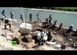 Enlace a Encuentran en Argentina fósiles de armadillos gigantes