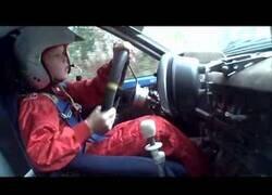 Enlace a Kalle Rovanpera, el piloto de Rally que prometía desde pequeño