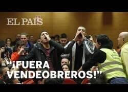 Enlace a Así fue increpado Pablo Iglesias durante una charla en la Universidad Complutense de Madrid