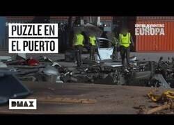 Enlace a La Guardia Civil sustrae hasta 7 coches por piezas en una operación en el puerto de Barcelona