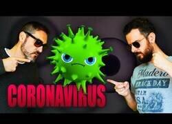 Enlace a La parodia de Malamaente de Rosalía sobre el coronavirus